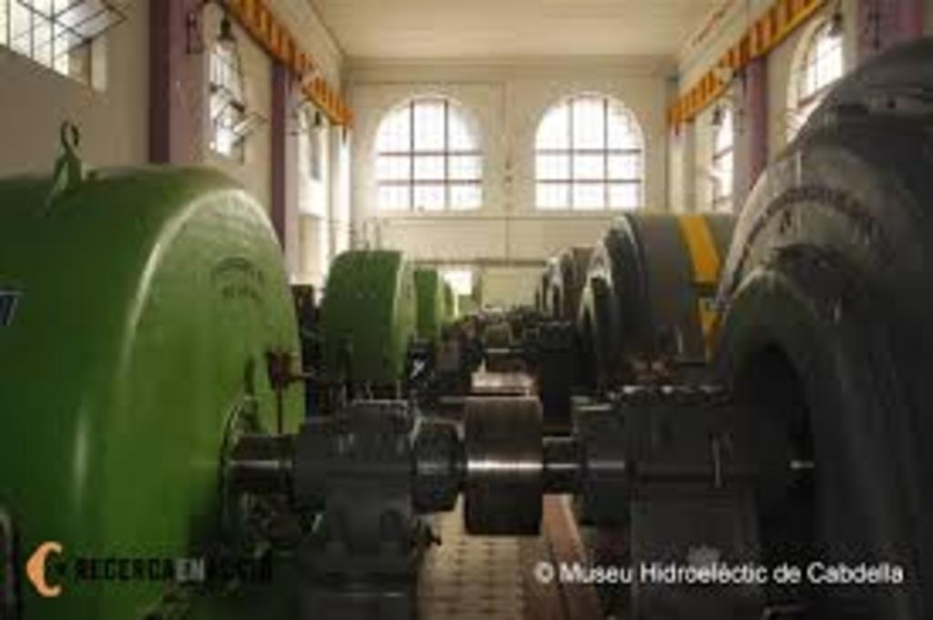 Capdella Hydroelectric Museum (30 min)