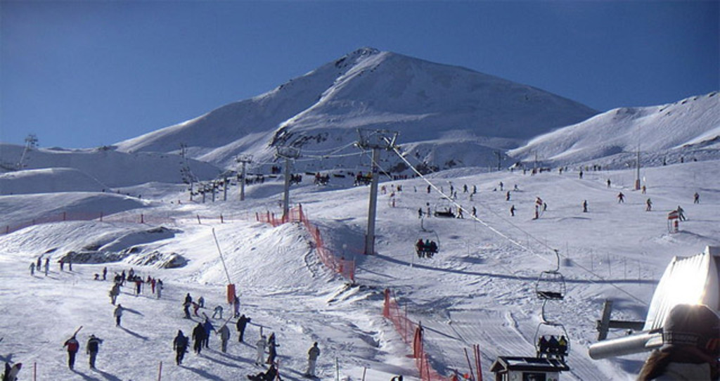 Boí Taüll Ski Station (1 h 45')