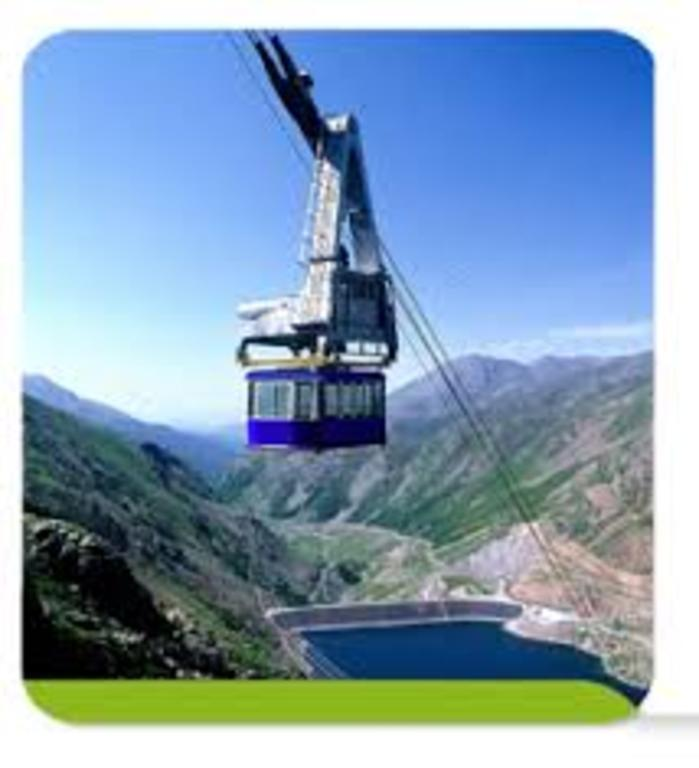 Estany Gento Cable Car (45 min)
