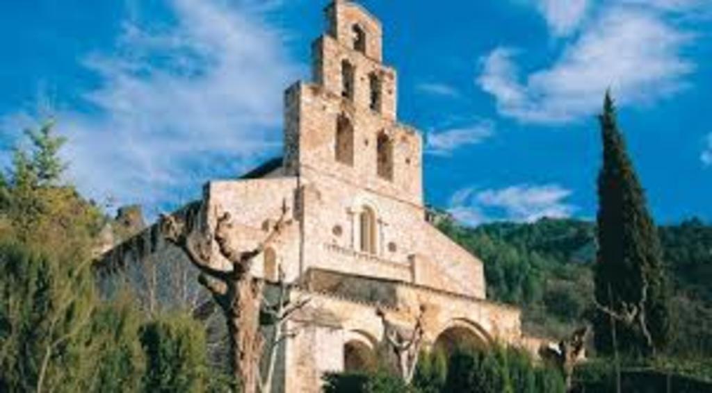 Monestir de Santa Maria, Gerri de la Sal, (15')
