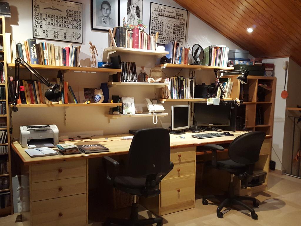 Studio again