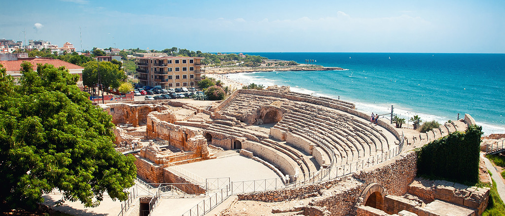 Ancient Rome in Tarragona City at 20min from the house by car