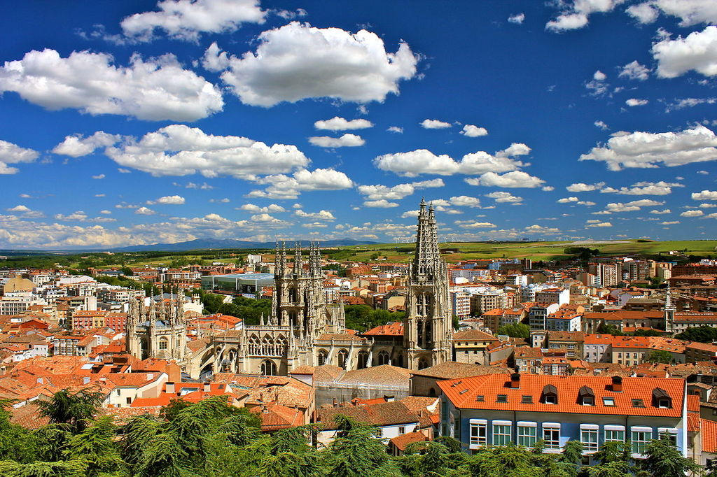 Vista de Burgos