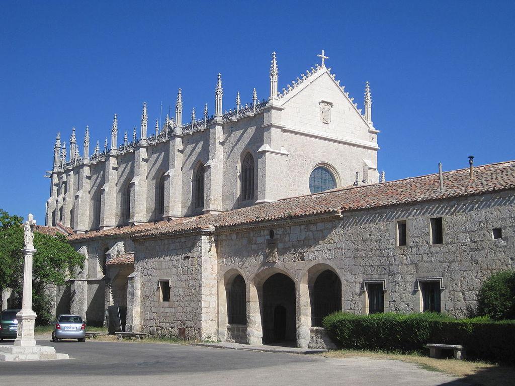 Monasterio Cartuja de Miraflores