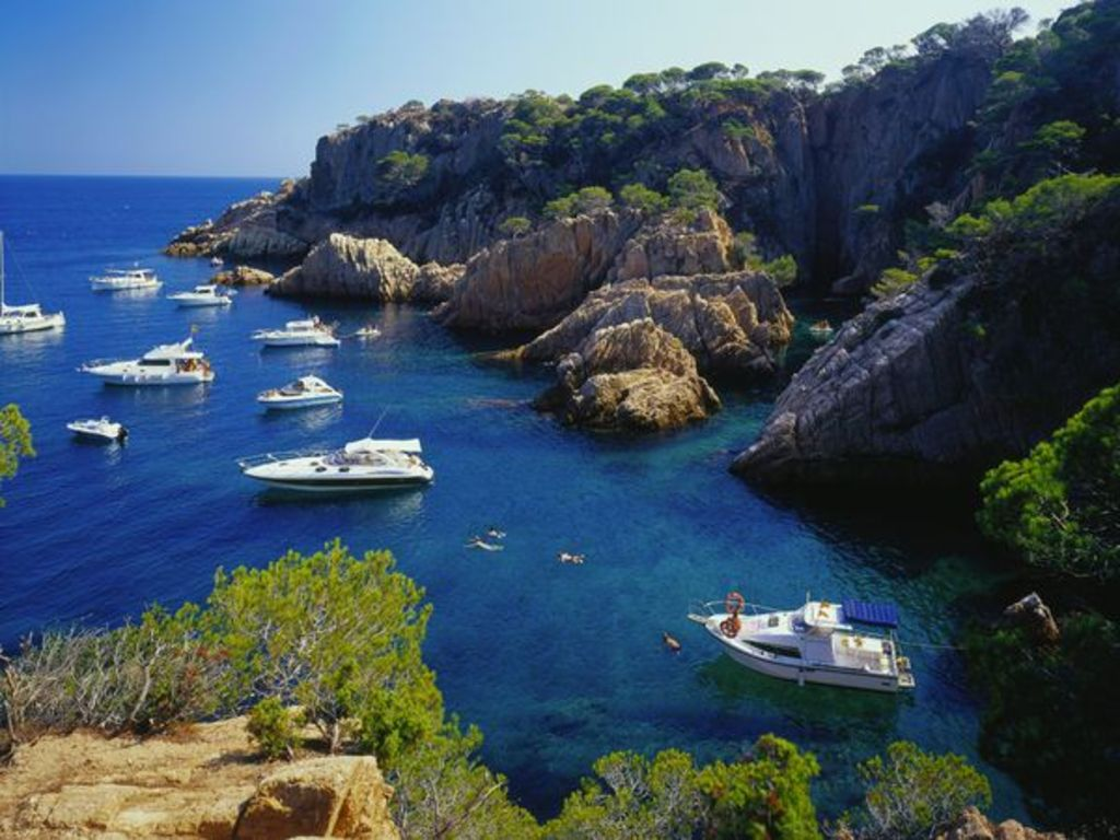 The Costa Brava coastal region is a popular tourist destination, thanks to its moderate climate, beautiful beaches, and charm...