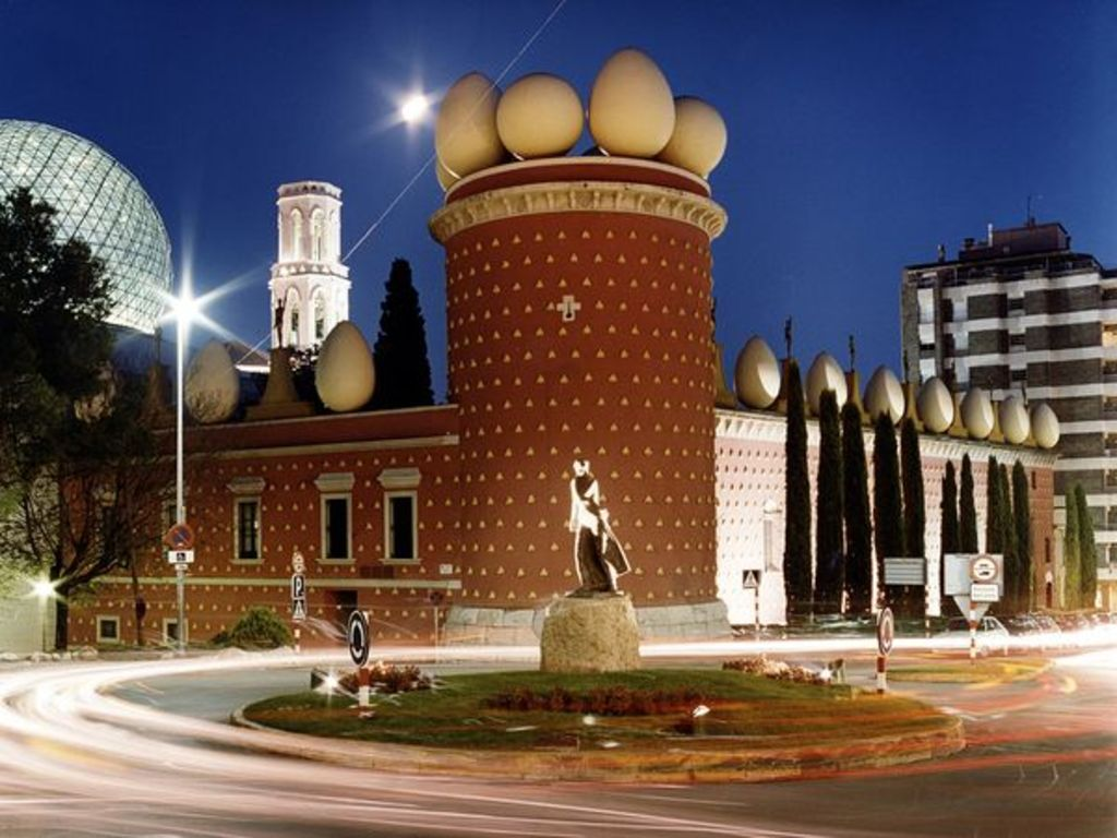 Dalí Theater and Museum.