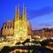 La Sagrada Família. Barcelona.