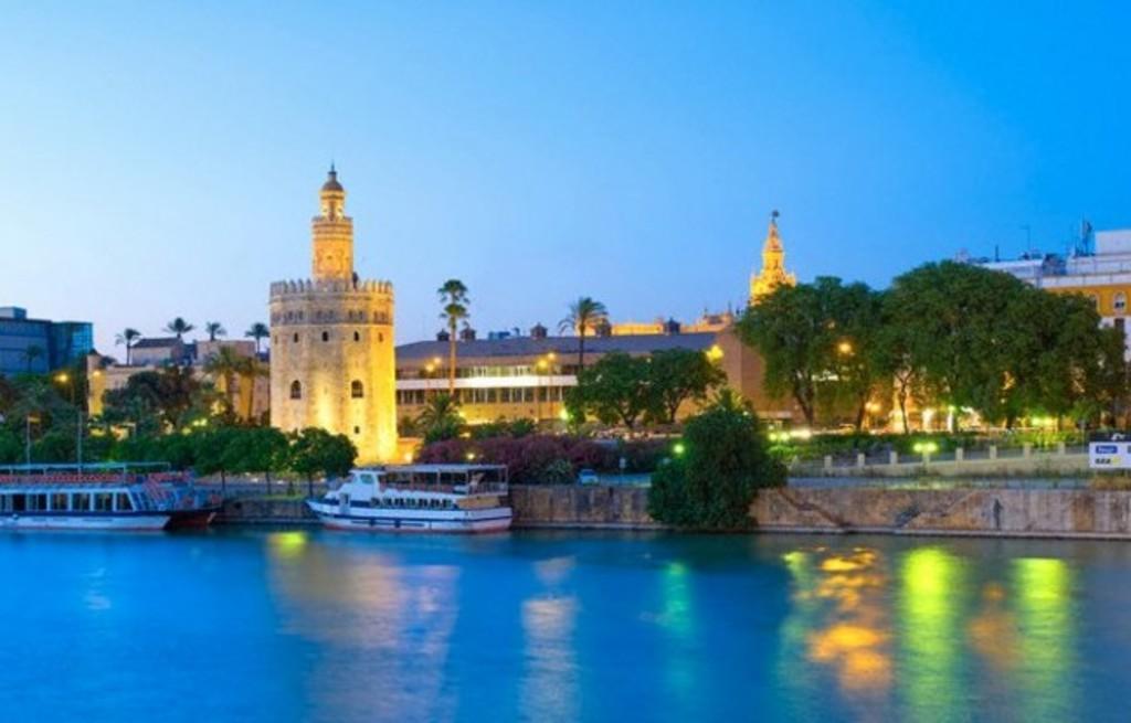 Sevilla 1 hora