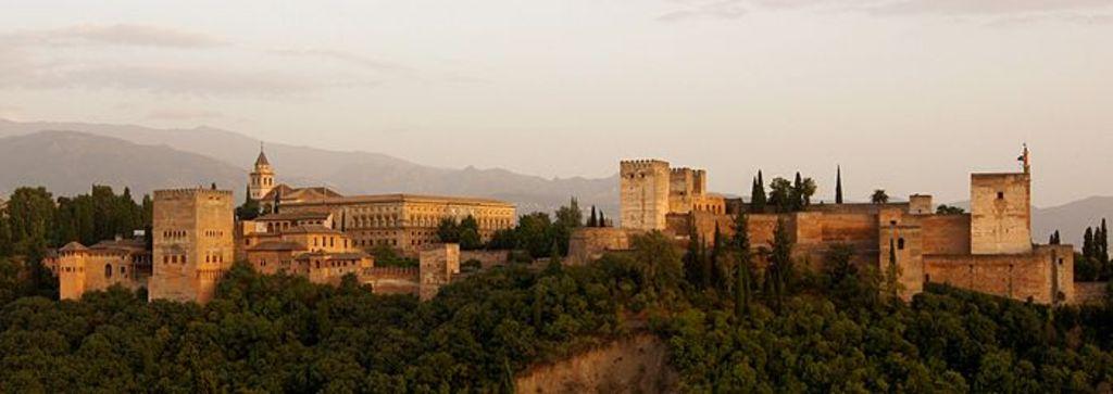 Alhambra de Granada 3 horas
