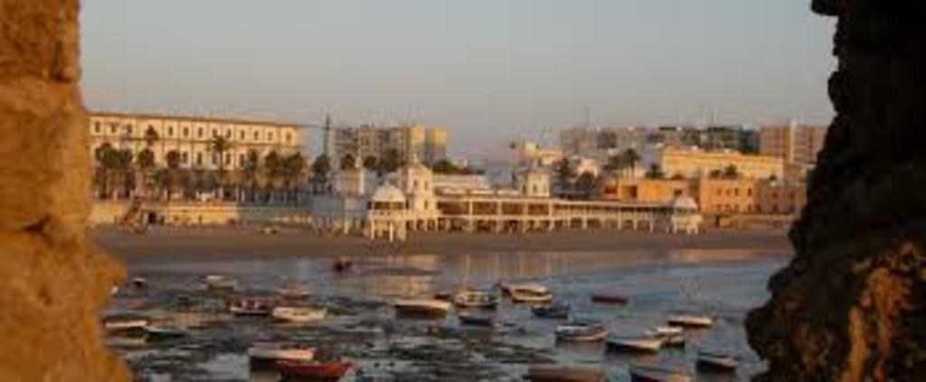 Playa Caleta Cádiz