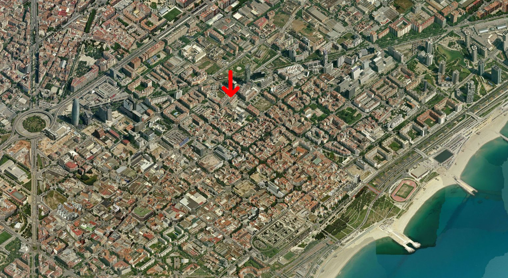 Poblenou, our neighborhood