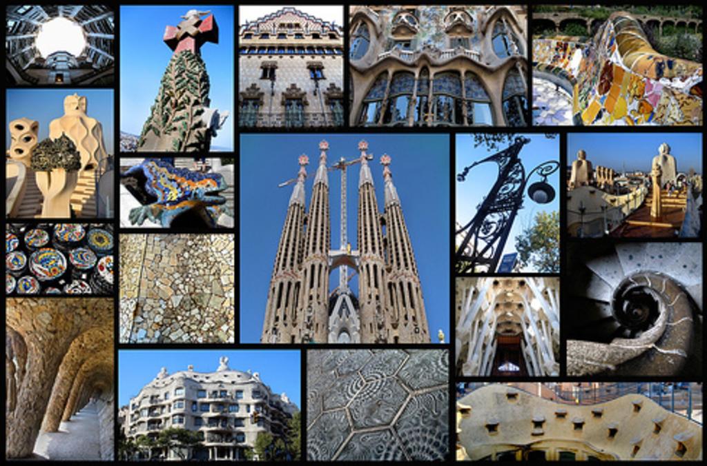 Barcelona, Gaudí's city