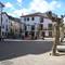EZCARAY. Main square.