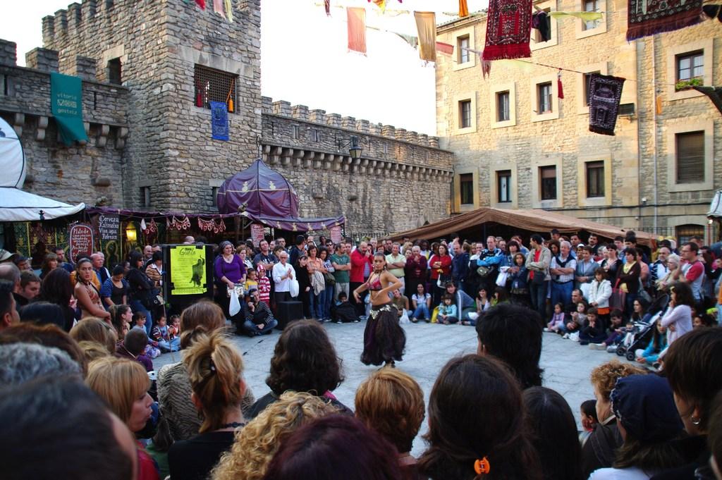 Fiesta medieval de Vitoria-Gasteiz