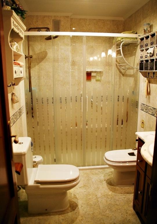 baño invitados