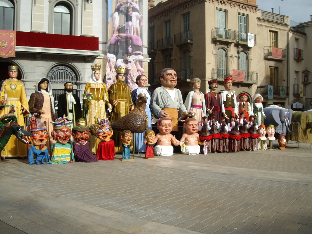 Traditional festivals in Igualada