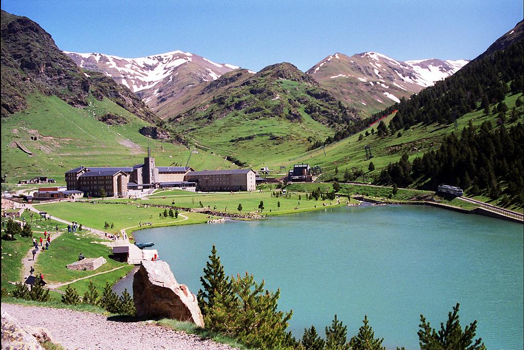 Vall de Núria (Pirineo Catalán)