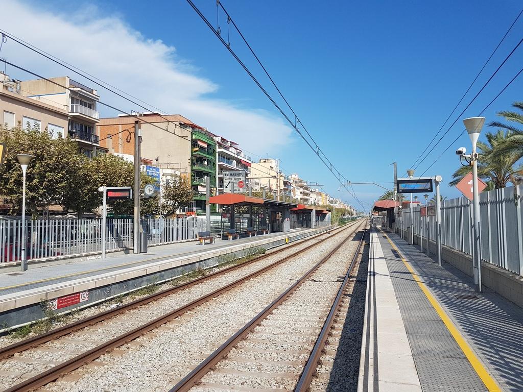 Estació Ocata ( El Masnou)