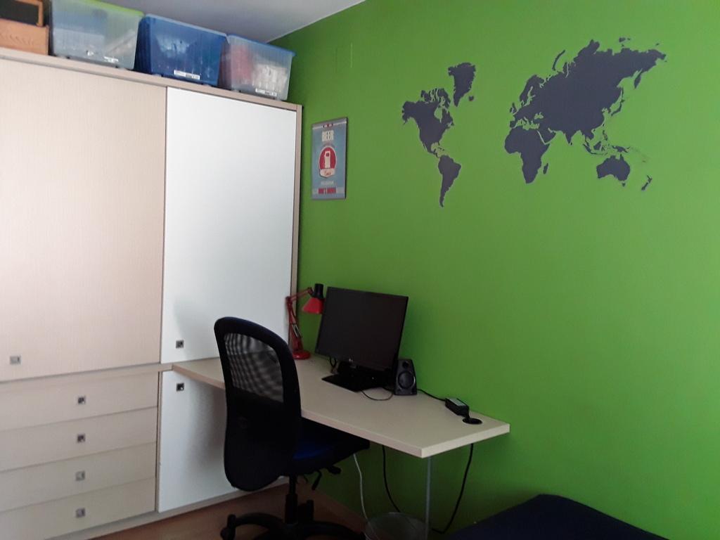 Gerard's room