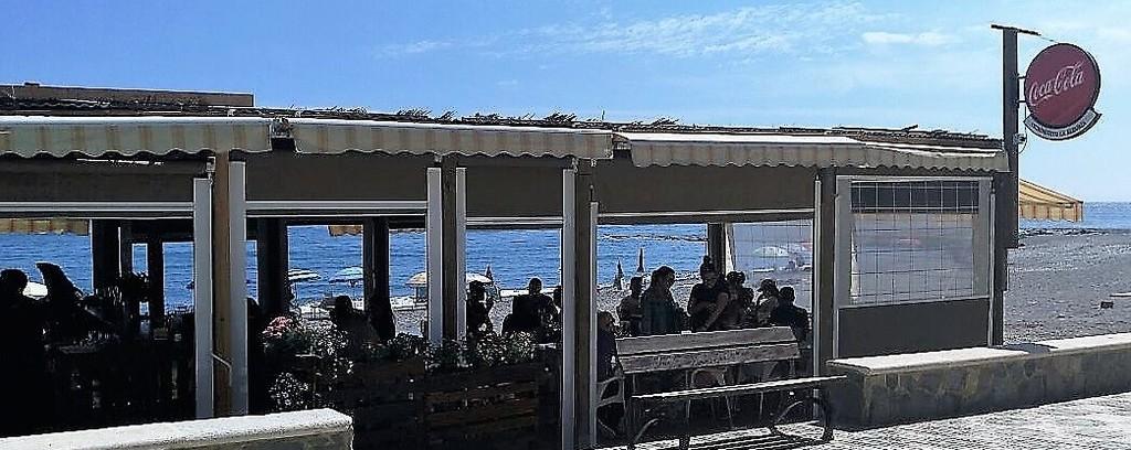 Beach bar (La Mamola -Granada-).