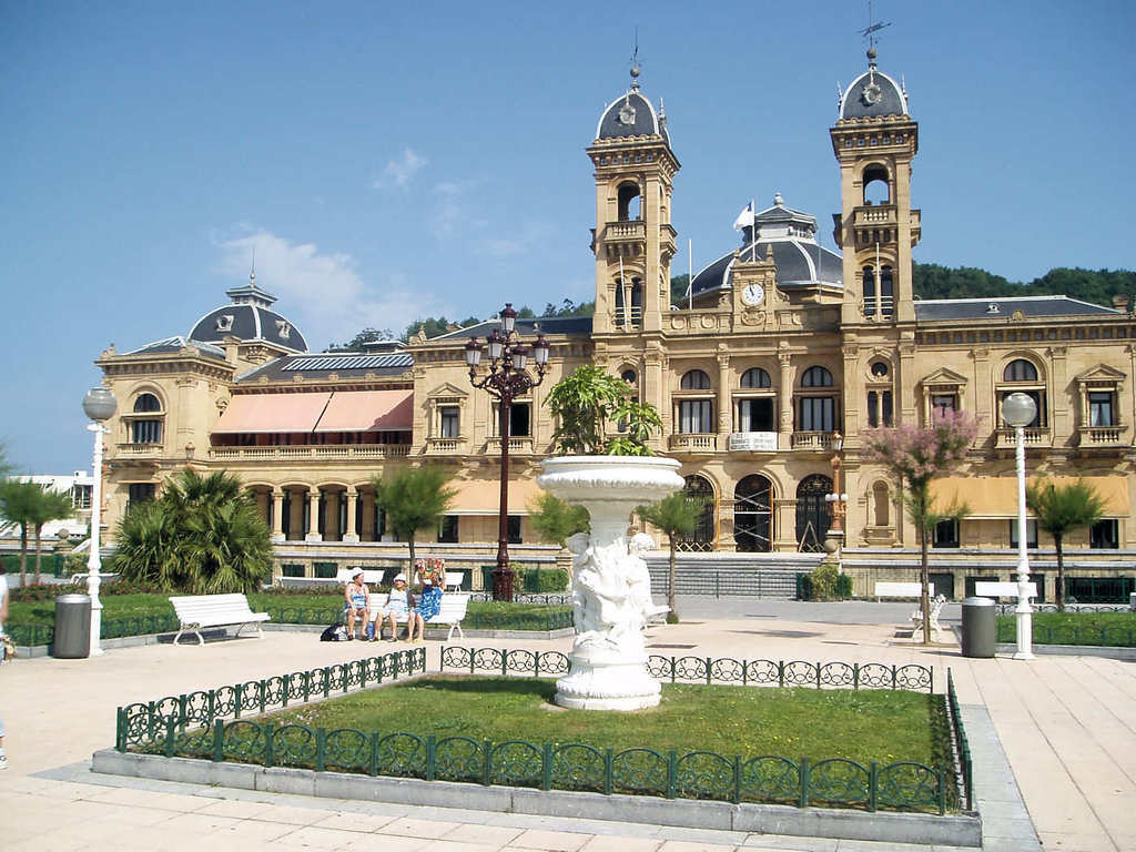 San Sebastian town hall