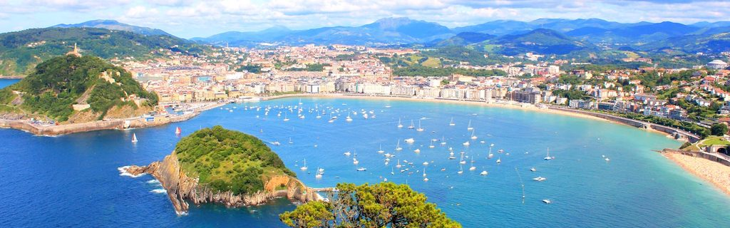 Overview of San Sebastian