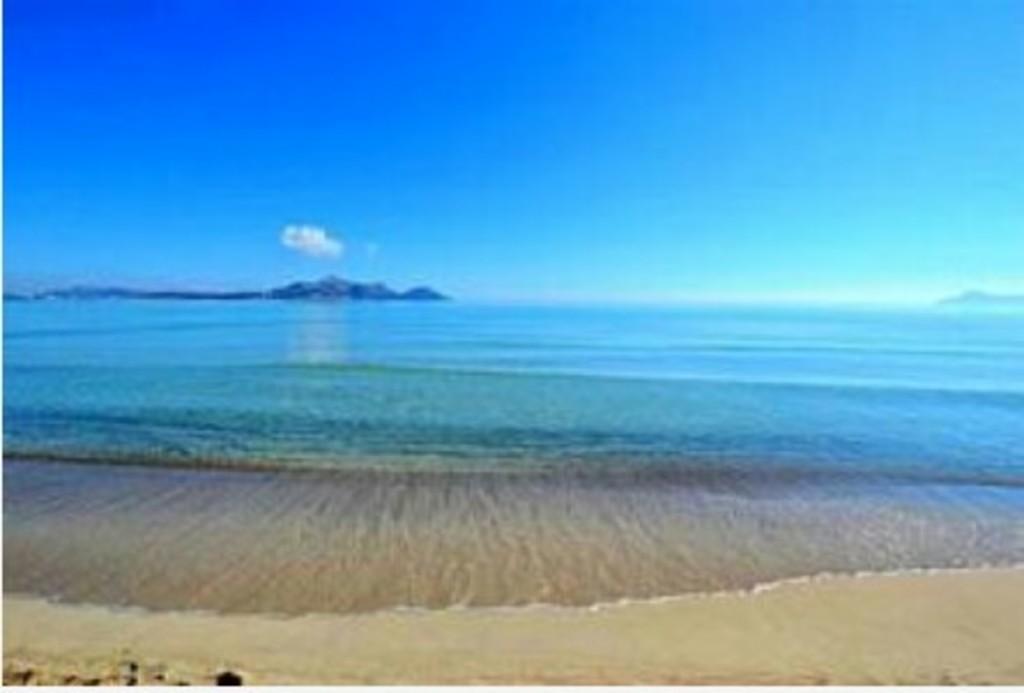 La playa de Muro