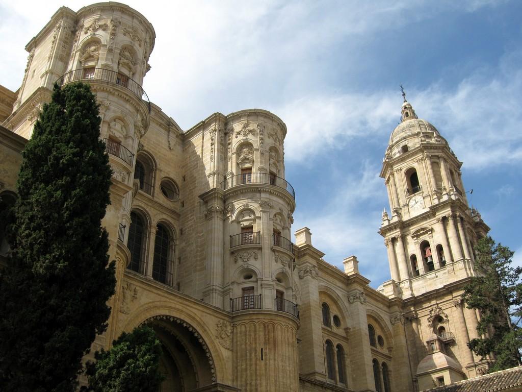 Málaga, Catedral.
