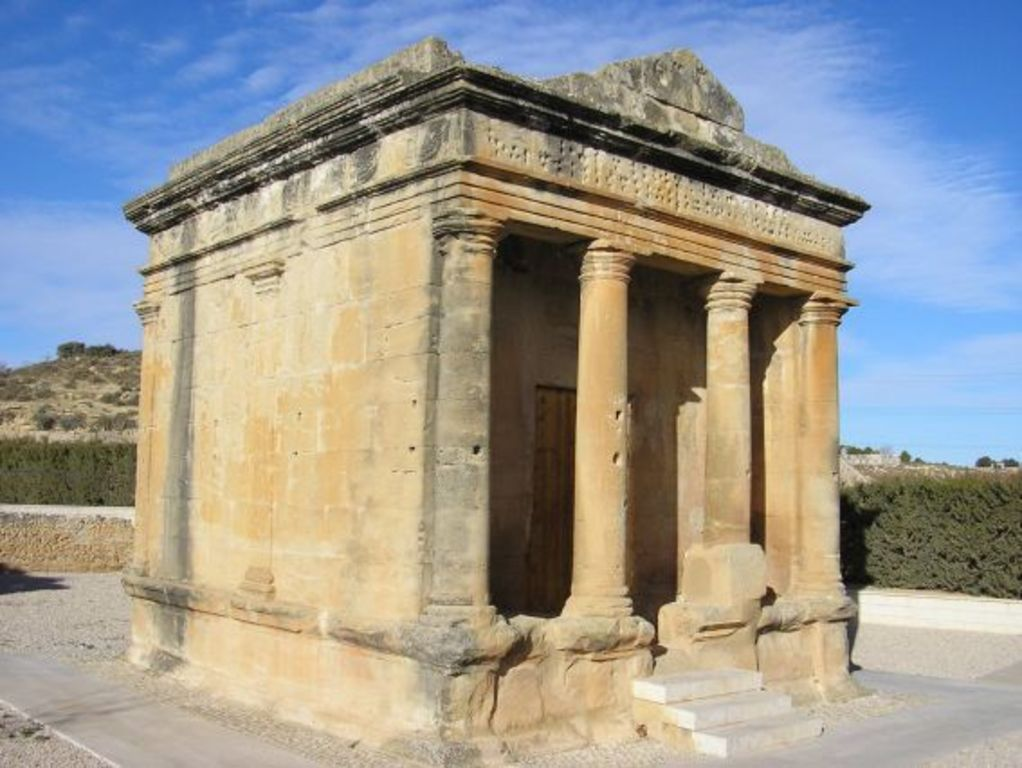 Roman Mausoleum 1st century