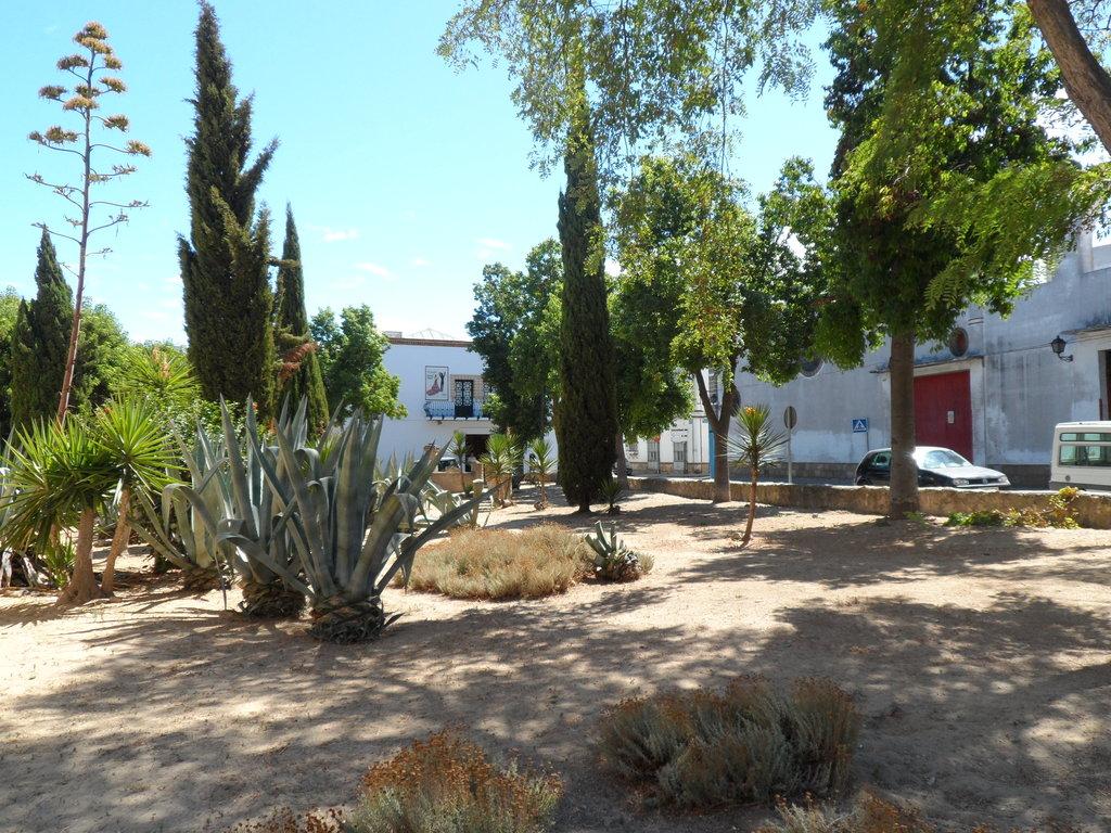 Castillo Santiago y bodegas Barbadillo