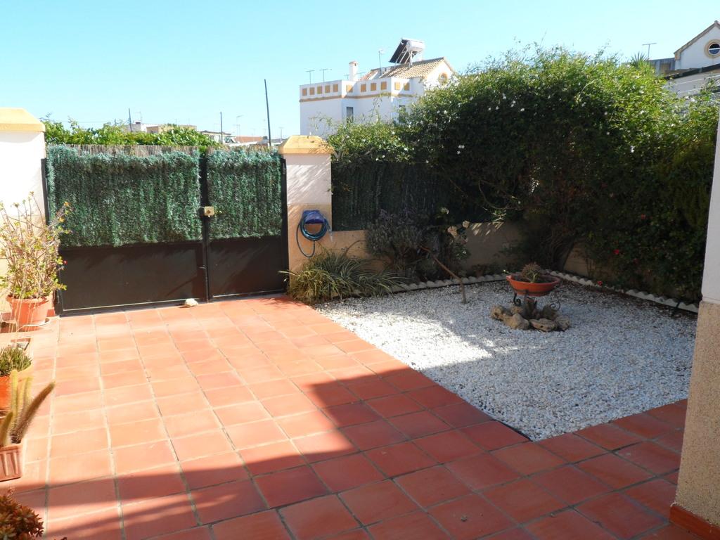 patio de entrada
