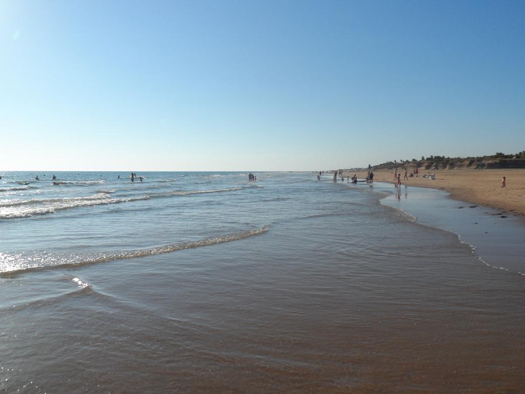 "Playa de ""La Ballena"""