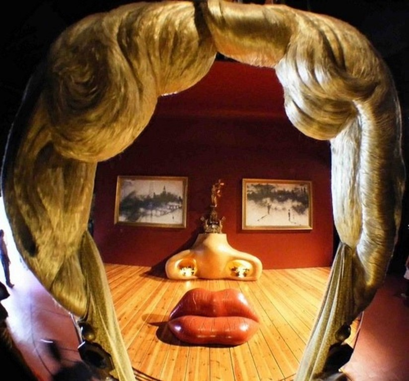 Museu Dalí. Figueres