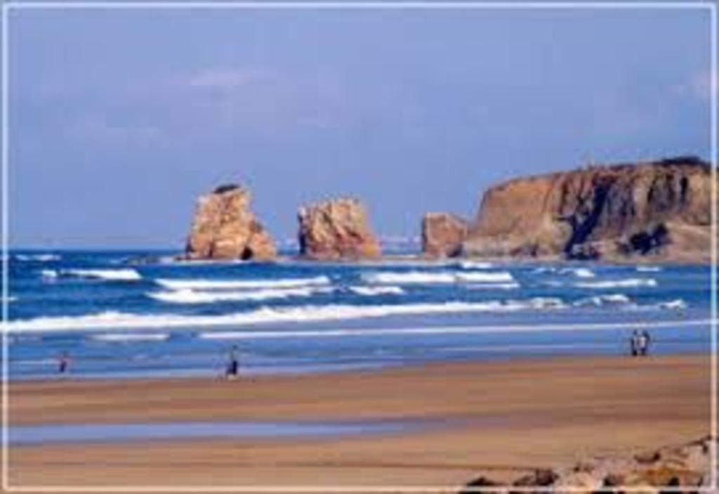 Hendaya beach 50'