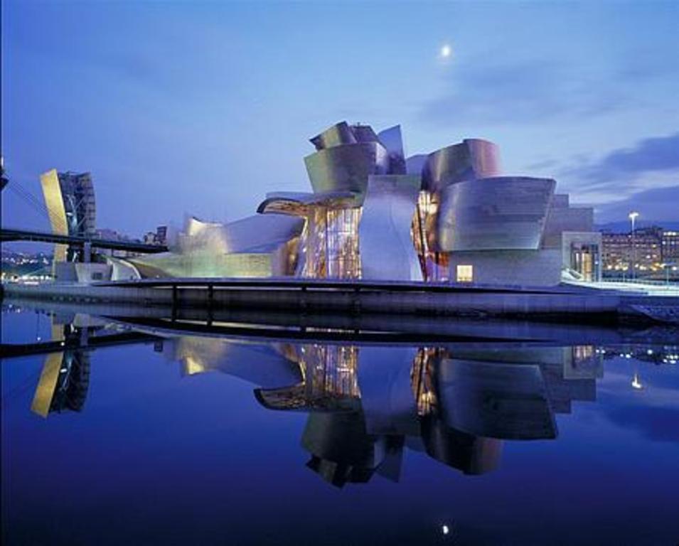 Bilbao Guggenheim 120'