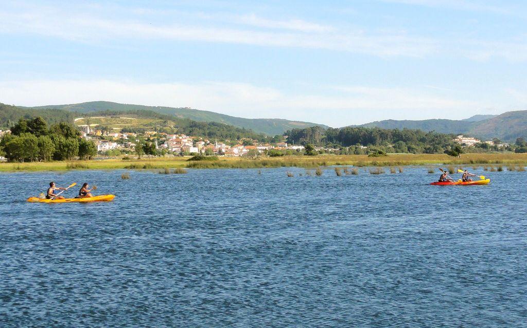 Alquiler de Kayaks y bicicletas a 5 minutos de la casa andando.