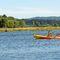 Alquiler de canoas y bicicletas a 5 minutos