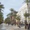 Main promenade (1 min walk from home)
