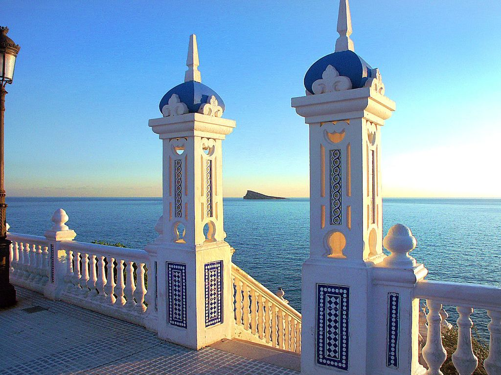 Benidorm City a 45 min from Alicante