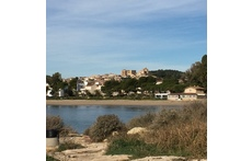 My house is in Altafulla, a small village near Tarragona and Barcelona
