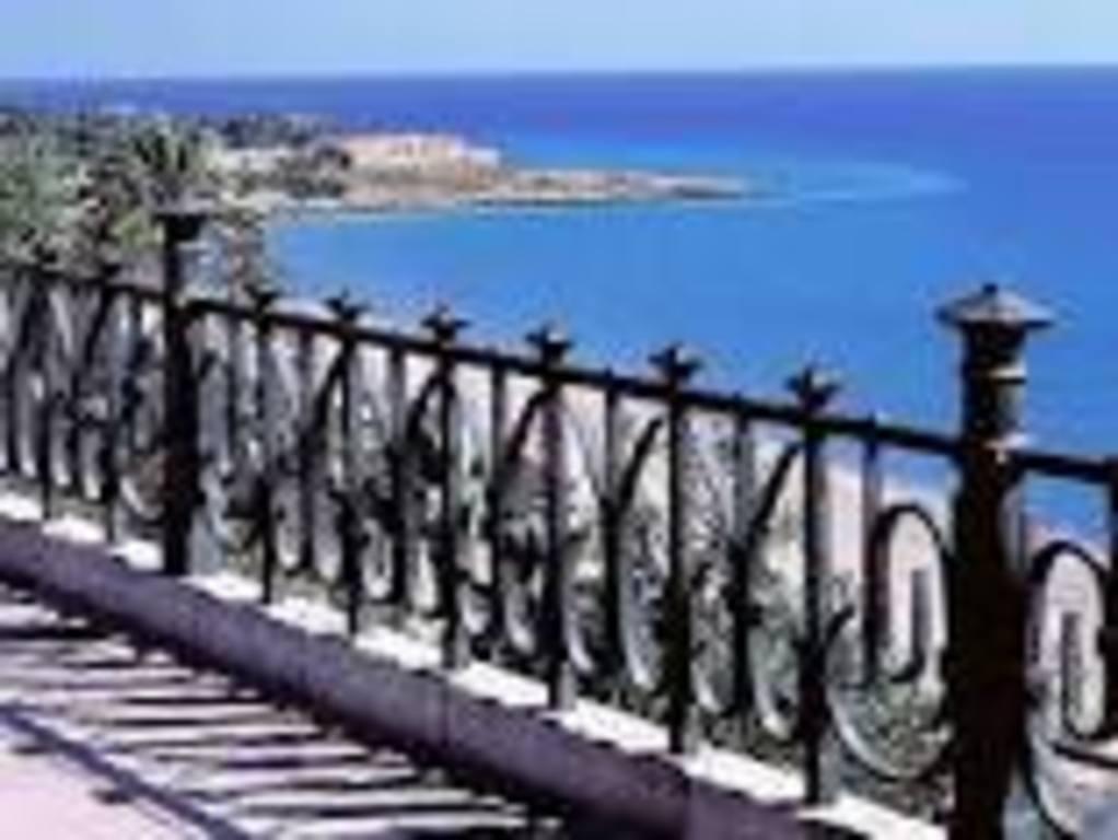Tarragona, view over the sea