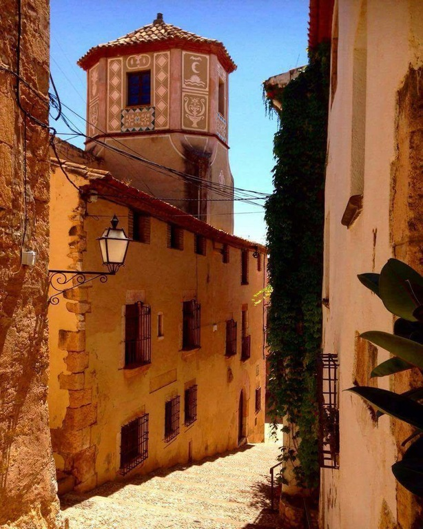 Altafulla's old village