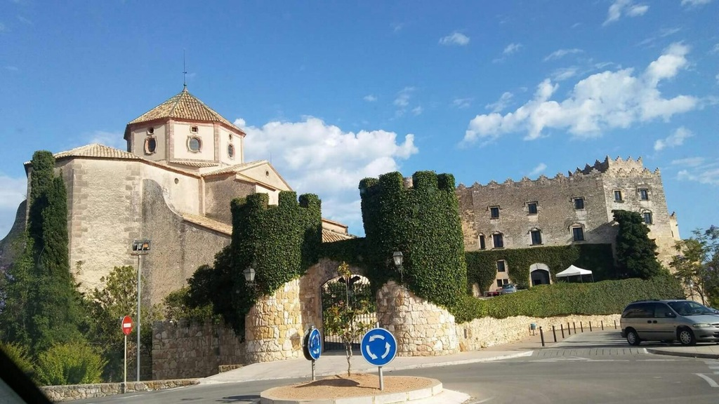 Altafulla's castle