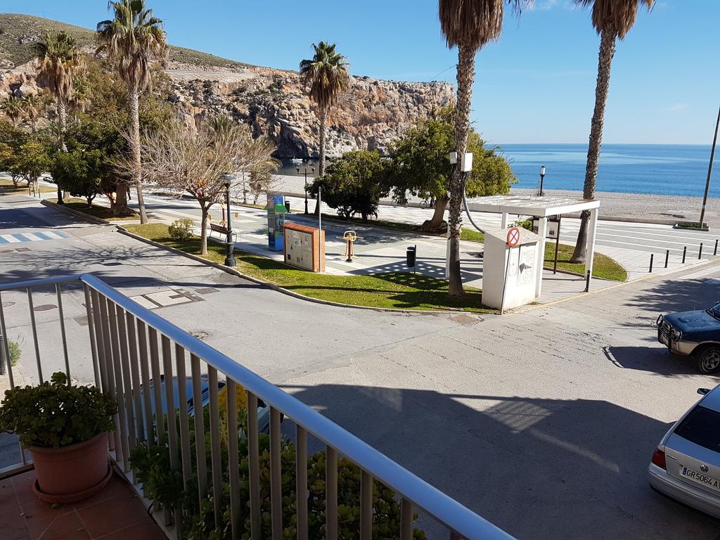 Terraza-balcón