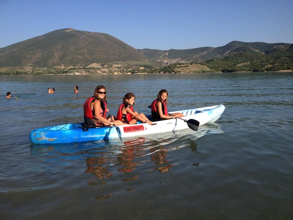 Sant Antoni lake (5 minutes) - Apartment in Salàs de Pallars (Lleida)