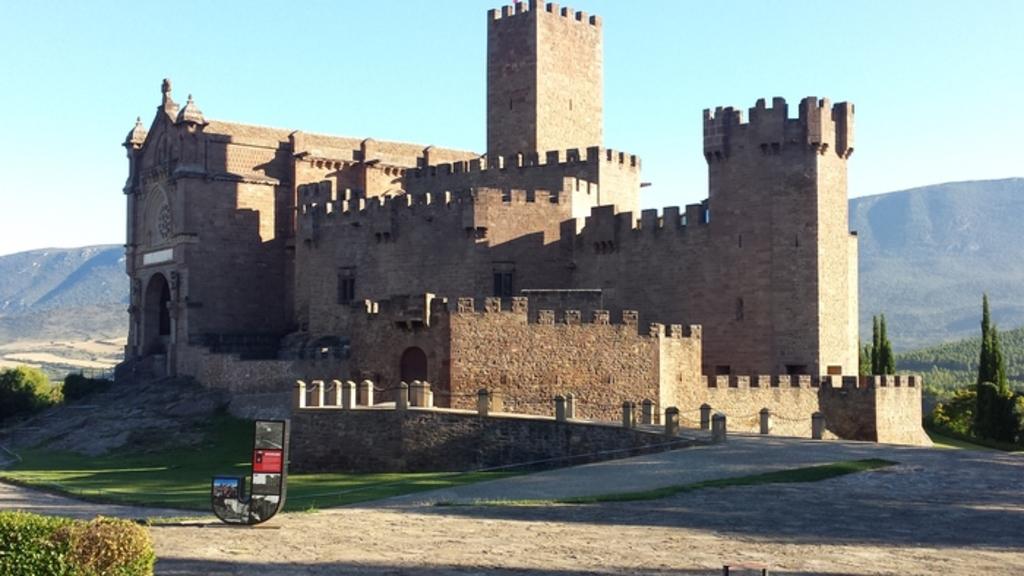 Javier's castle