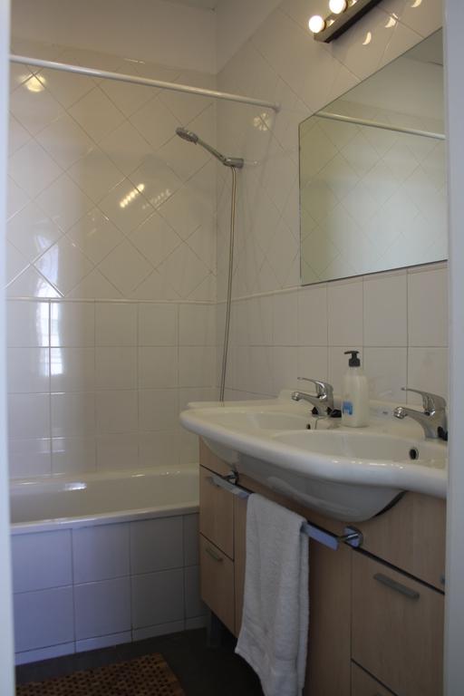 Bathroom inside Bedroom number 1
