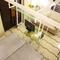 Bedroom 2: aereal view (ceilings are very high, 4,00 meters)