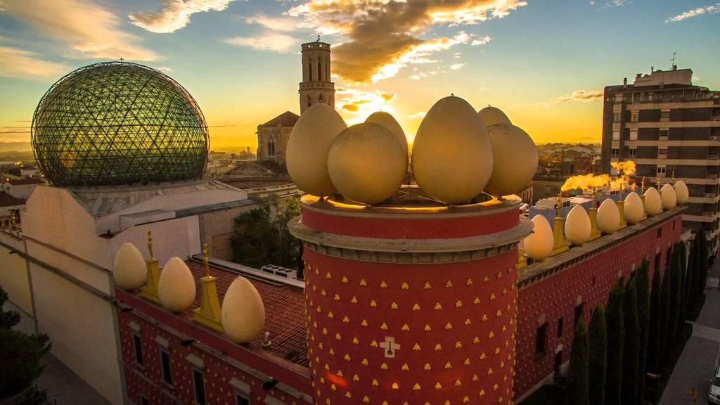 Figueres Dalí museum