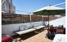 Terraza de 25 m2